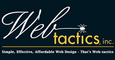 Web-tactics logo web design northampton ma