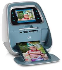 HP Photosmart A826 photo center