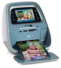 HP Photosmart A826 photo center