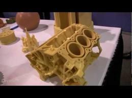 3D Part made using a 3D printer