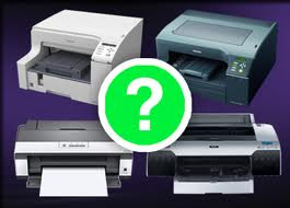 Choosing the right printer, The right printer for you
