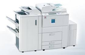 Keeping a Copier clean and running